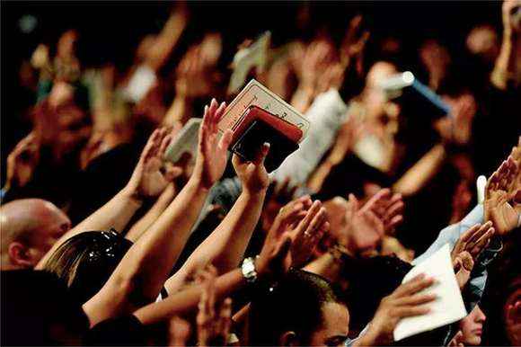 Worship Before Battle