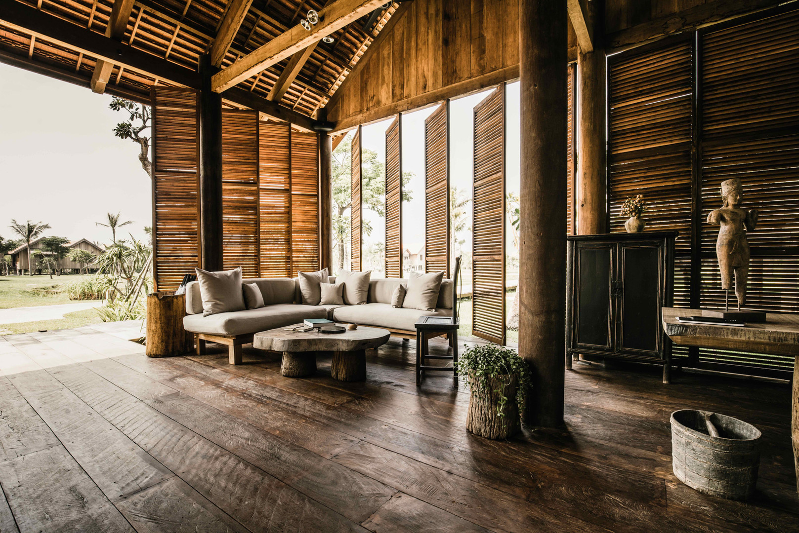 Zannier Hotels Phum Baitang - Reception