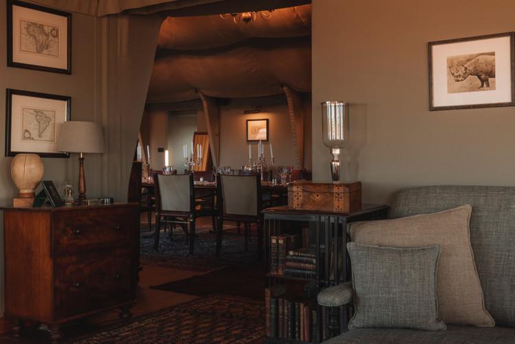 Zannier Hotels Sonop - Living 5 - © Zann