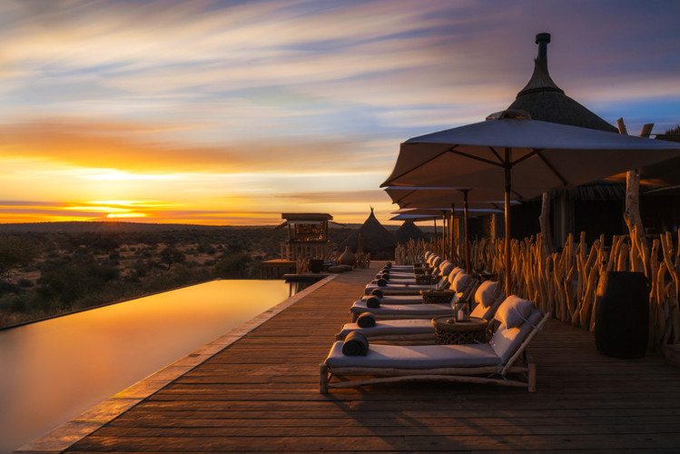 Zannier Hotels Omaanda - Pool side 7 - ©