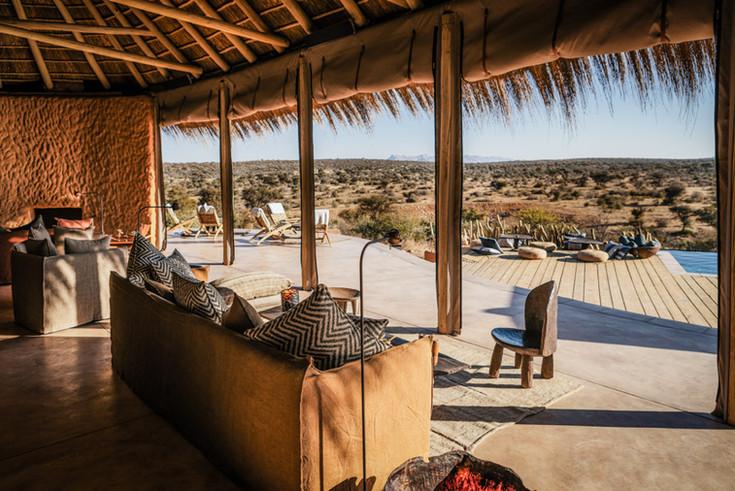 Zannier Hotels Omaanda - Pool side 1 - ©