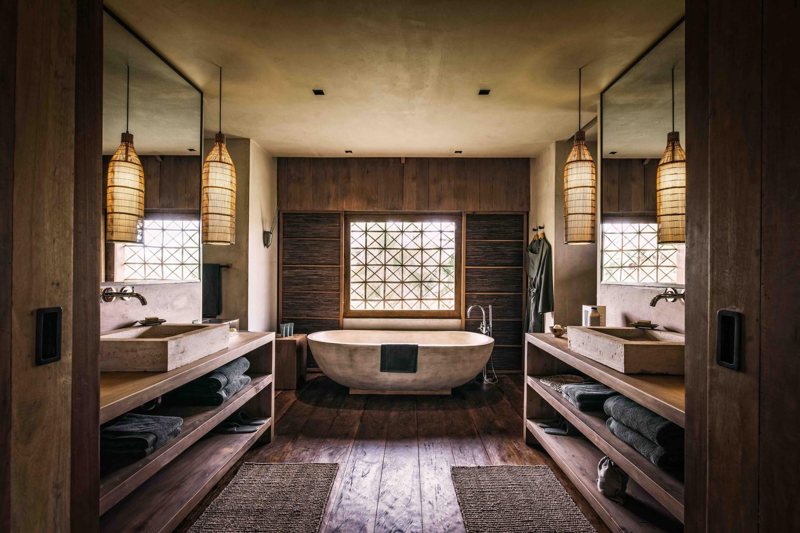 Zannier Hotels Phum Baitang - Villa Bath