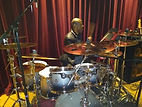 KENNETH ON DRUMS  @ the Flamingo Jan 4,