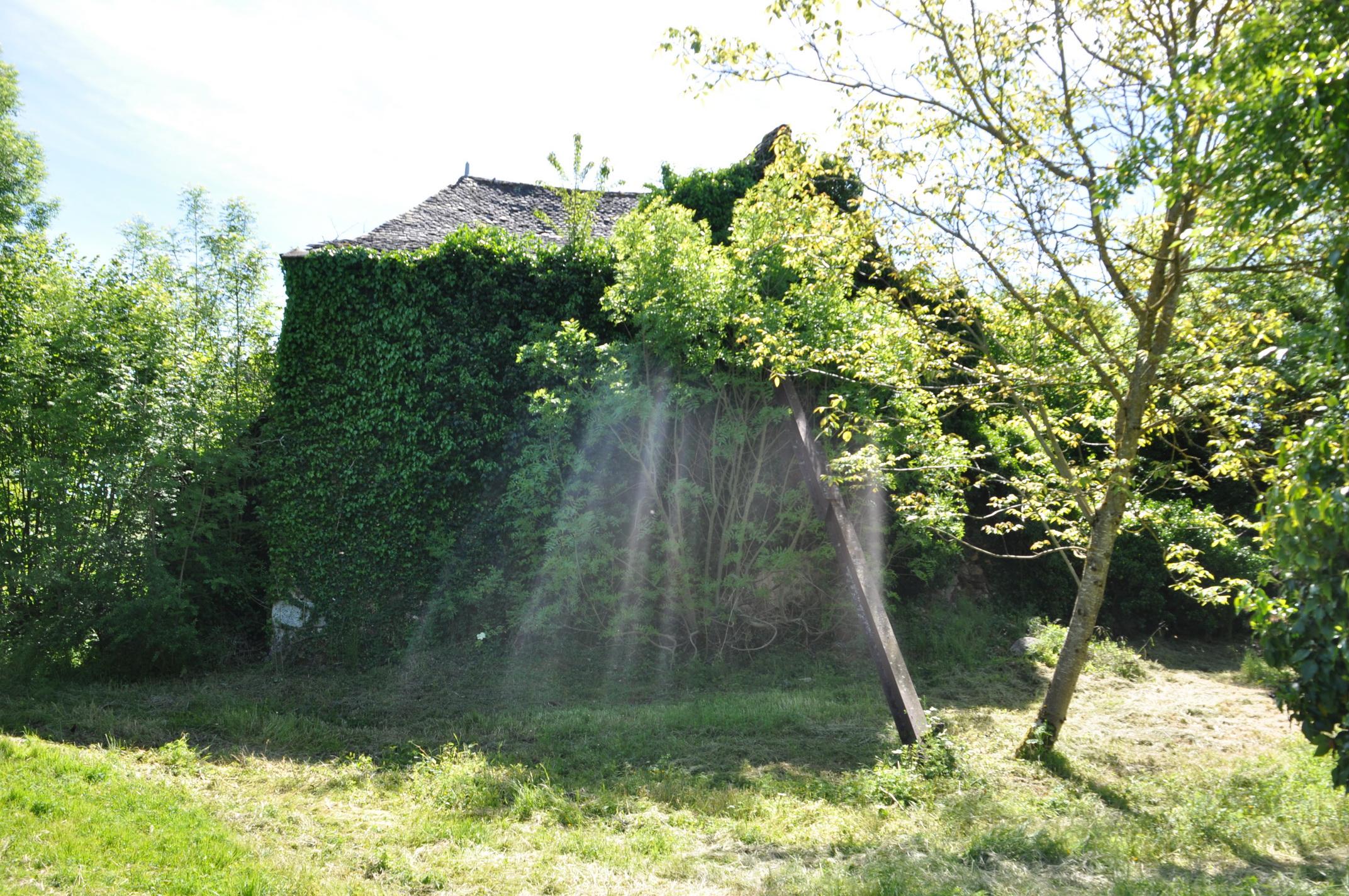 Villa en ruine