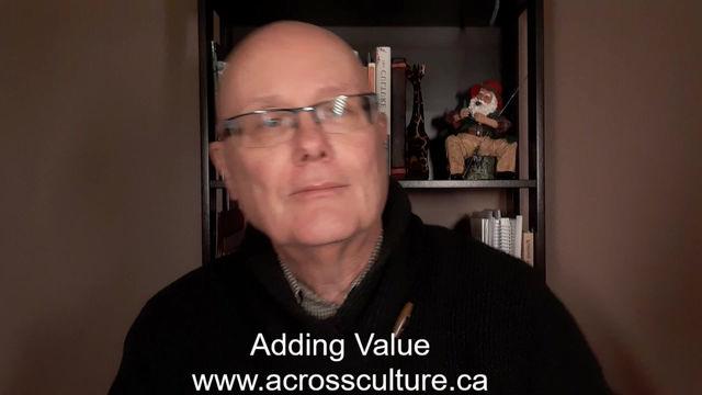 Adding Value in 2021