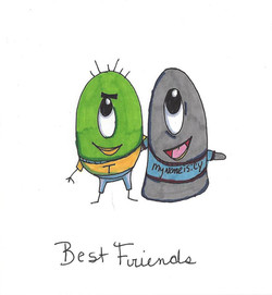 Best Friends (Timmy and Cy)