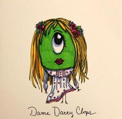 Dame Darcy Clops Card