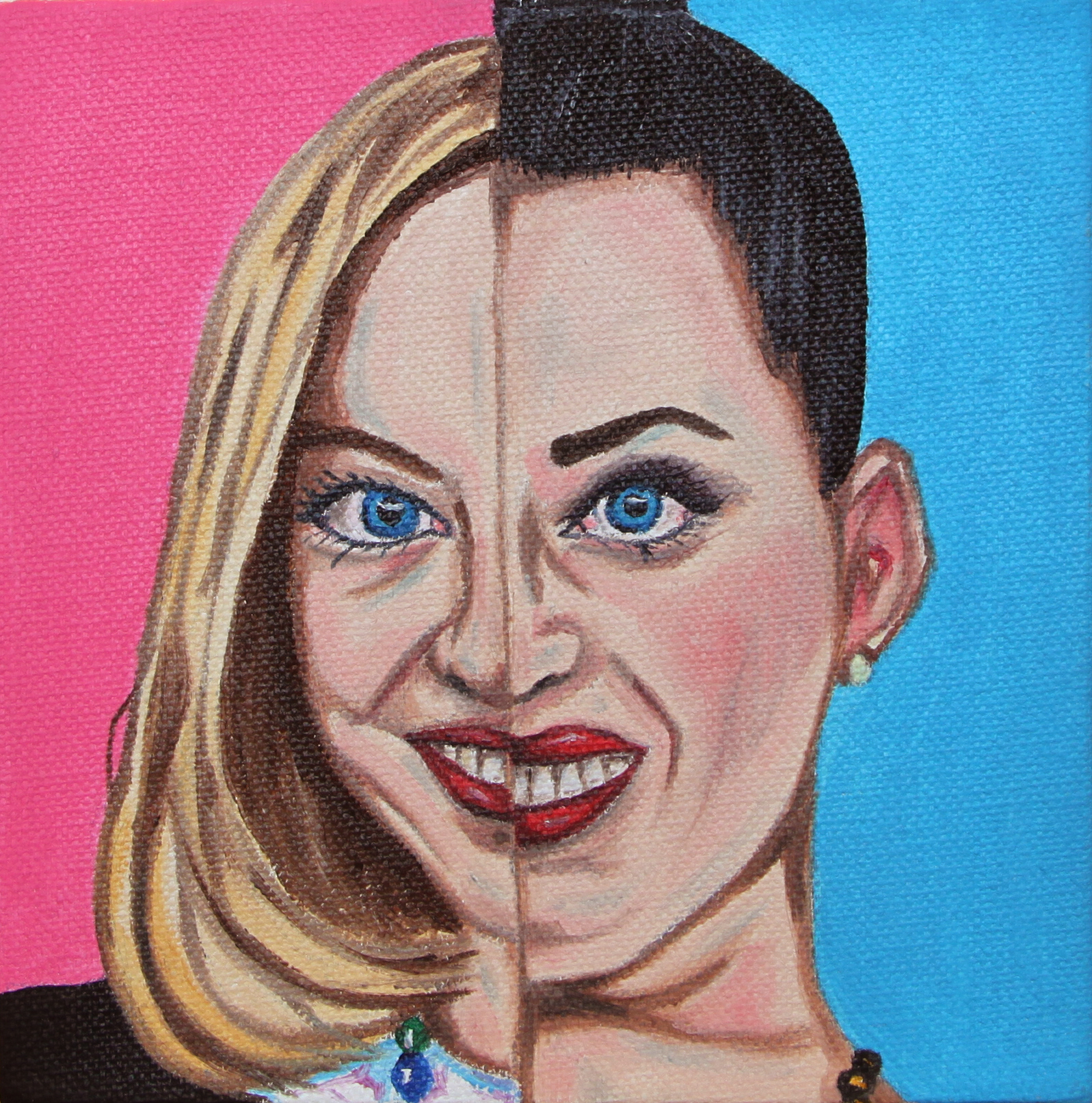 Me + Katy Perry