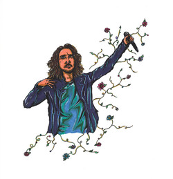 Chris Cornell Blossoms