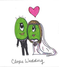 Clops Wedding
