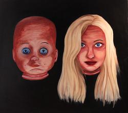 Doll and Head Comparison