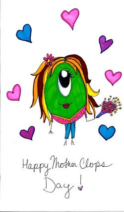 Happy Mother Clops Day! 2014