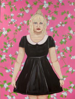 Self-Portrait As Courtney Love
