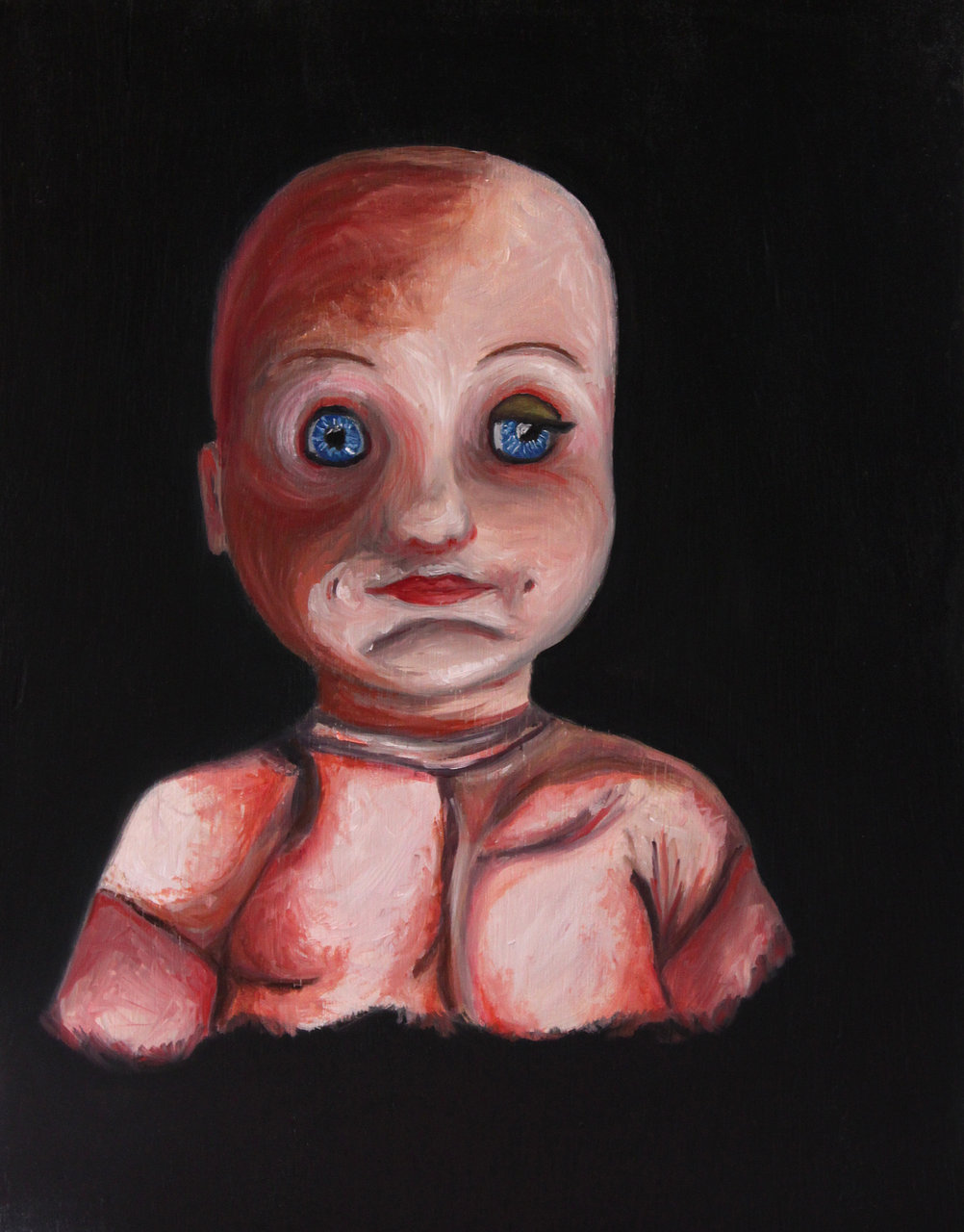 Doll Head Study