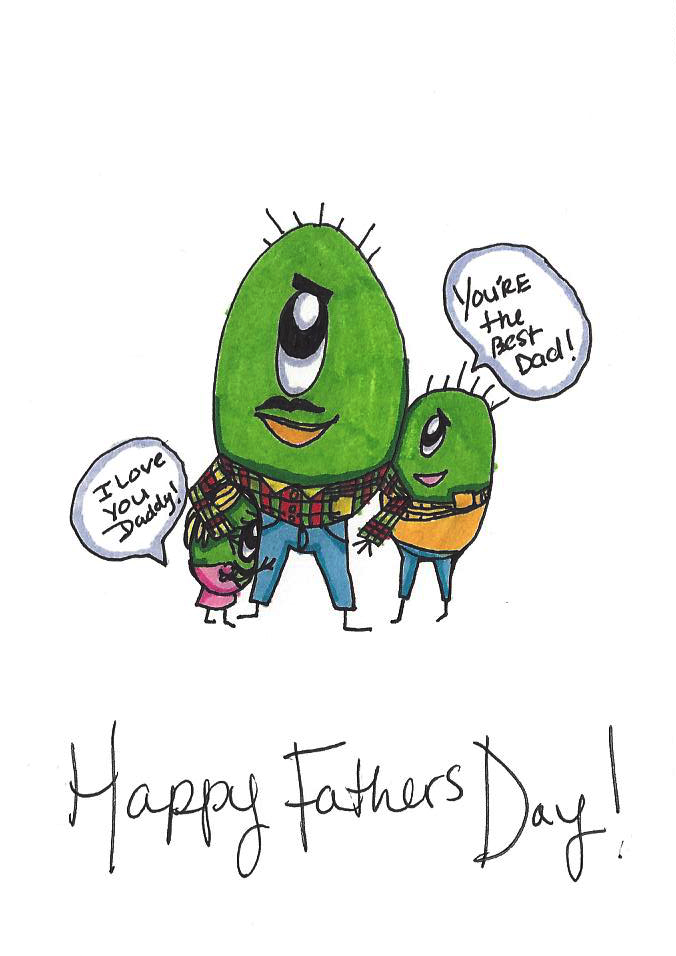 Happy Fathers Day!