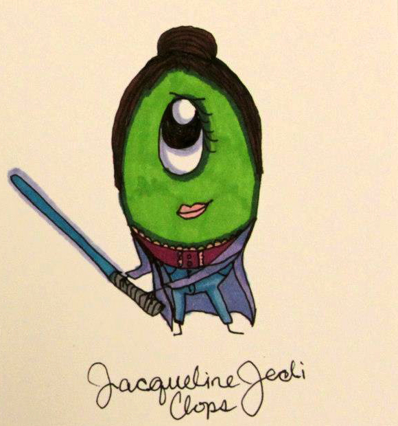 Jacqueline Jedi Clops