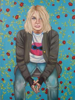 Self-Portrait As Kurt Cobain