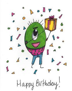 Happy Birthday! (Gift)