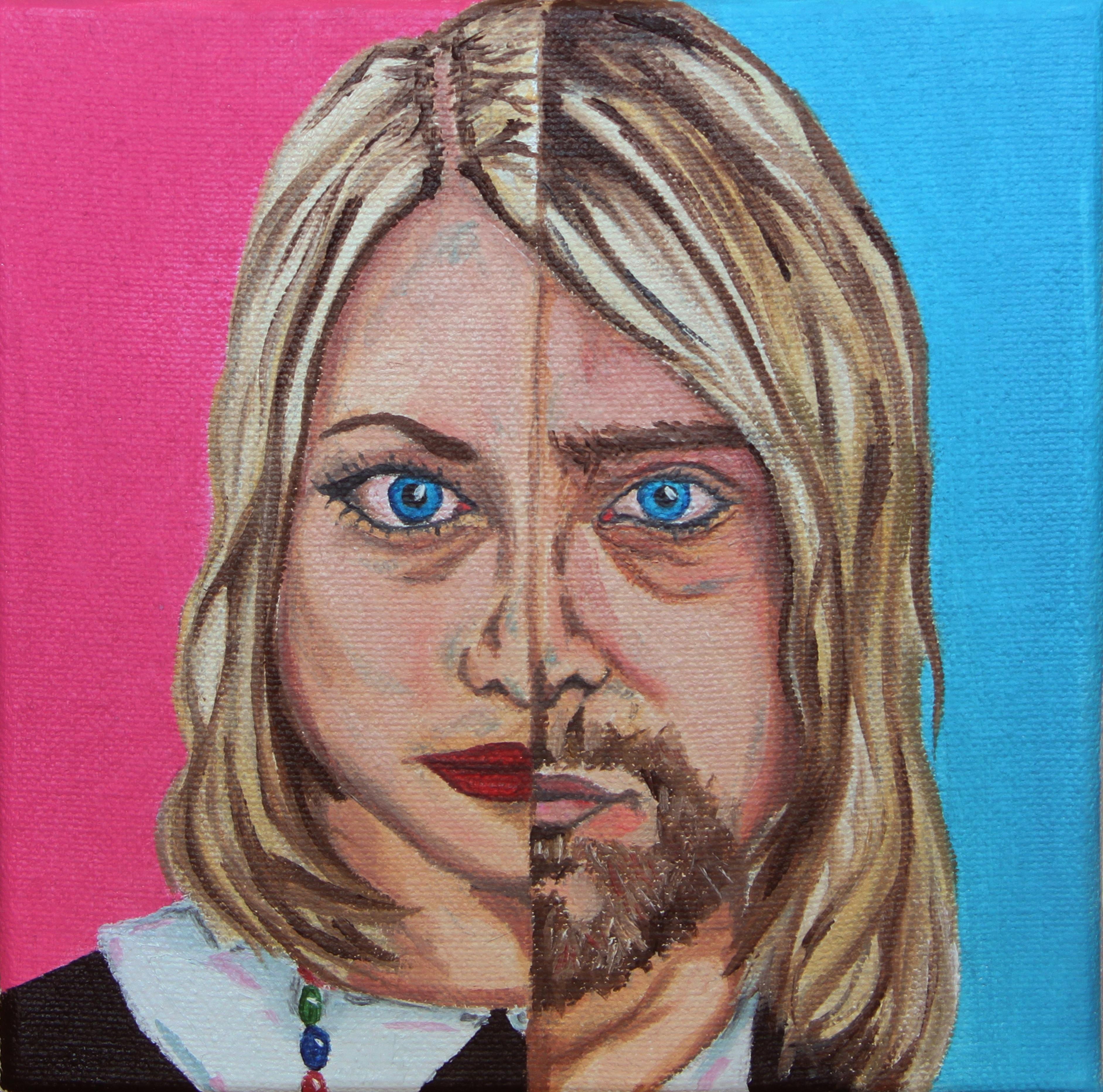 Me + Kurt Cobain