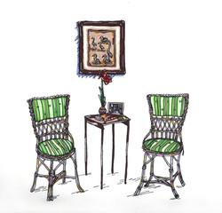 Edison Living Room Chairs