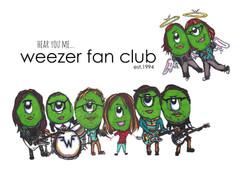 Weezer Fan Club (Whole Group)