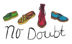 No Doubt Logo