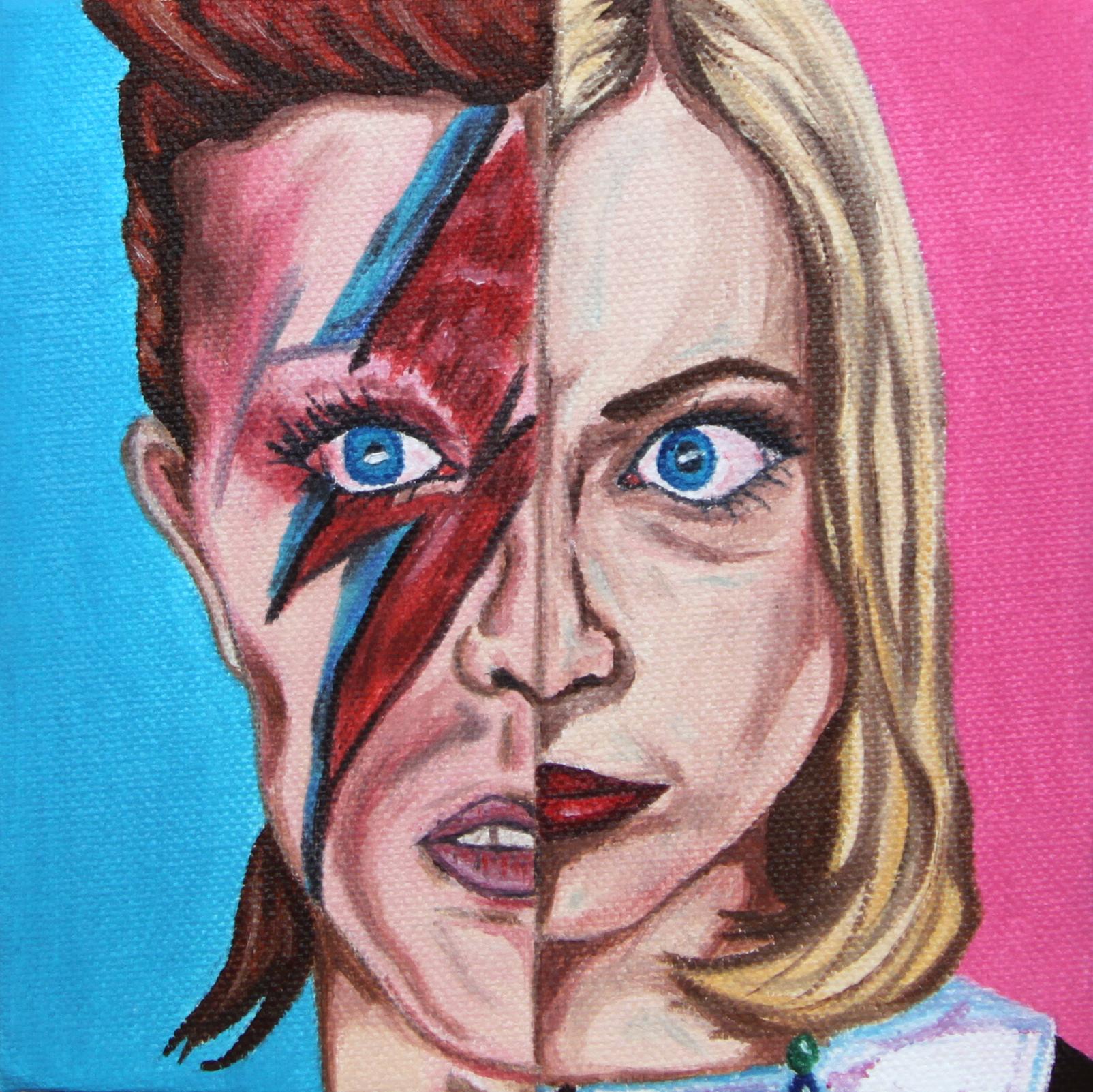 David Bowie + Me