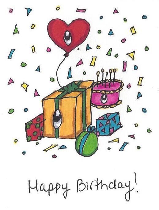 Happy Birthday! (Gifts)