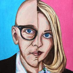 Michael Stipe + Me