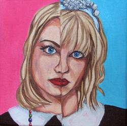 Me + Courtney Love