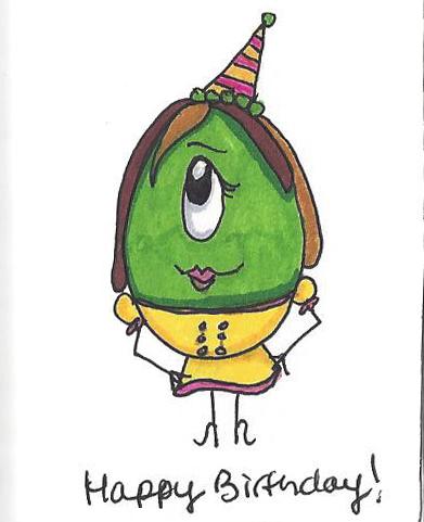Happy Birthday! (Girl)