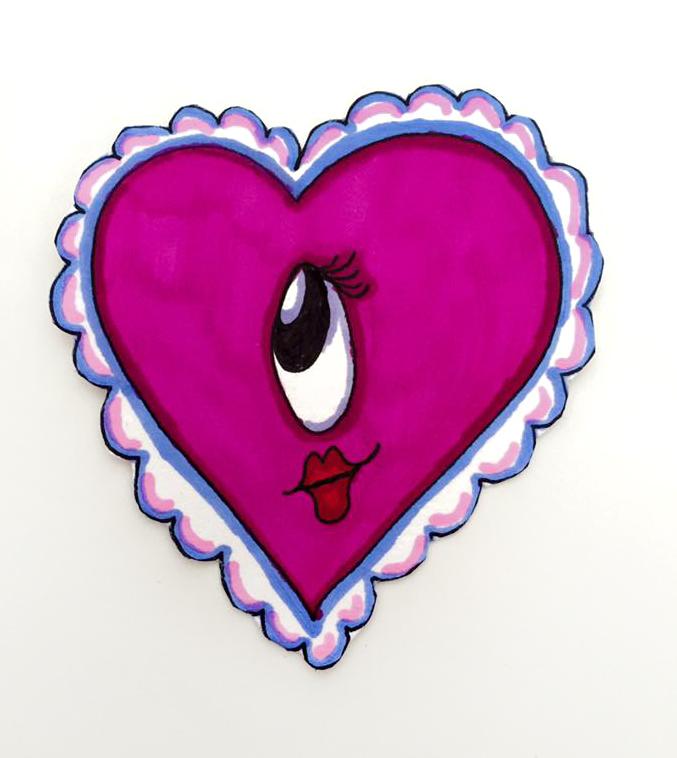 Heart Valentine 2016