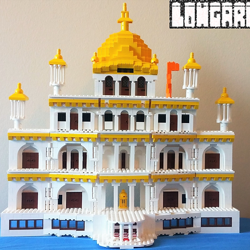 Akal Takht Collector's Edition