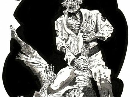 Be Like The Zombies aka Happy Halloween