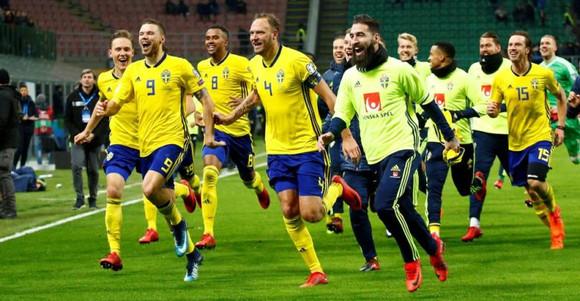 Fotbolls-VM 2018 i Örebro