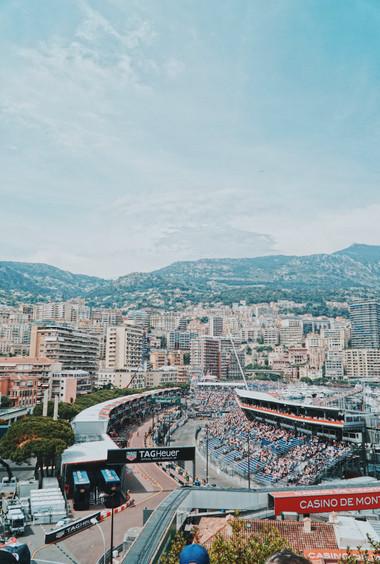 Formula 1 resa till Monaco
