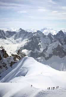 Företagsresa till Chamonix