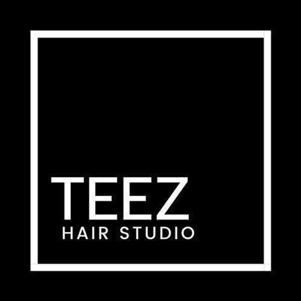 teez hair studio logo