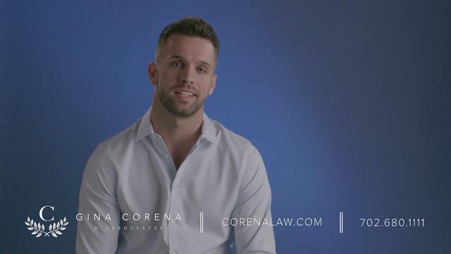Gina Corena Law Testimonial