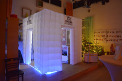 White Cube Fotobox