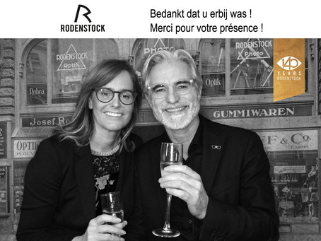 Rodenstock 140 Years