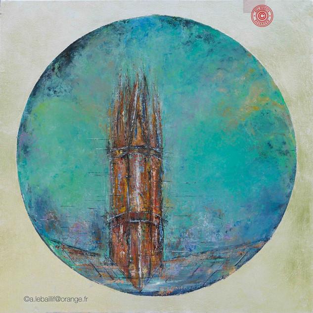 La Flèche de Notre Dame