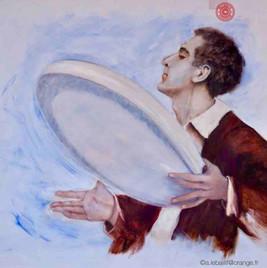 Joueur de Daf, Ahmad Yahyazadeh