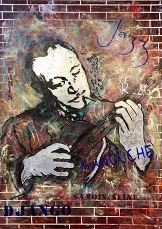 Série Jazz - Django Reinhardt