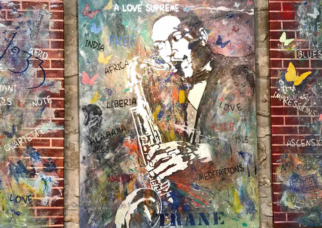 Série Jazz - John Coltrane