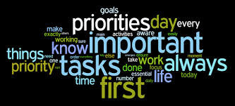 Priorities - Measuring What Really Matters