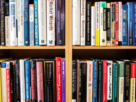 5 Books Every Trader Should Read