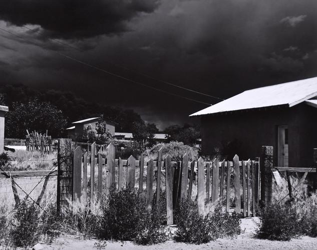 Tin Roof, Galisteo NM