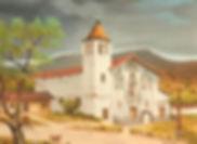 "Ted Edmiston ""Santa Clara de Asis"""