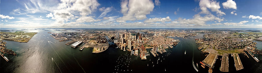 Michael Lawton - Boston Harbor